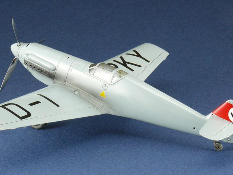 Bf-109 V13
