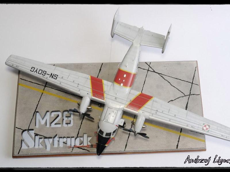 M28 Skytruck Straż Graniczna, TOPGUN 1/48