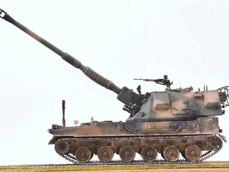 AHS Krab 155mm 1/35