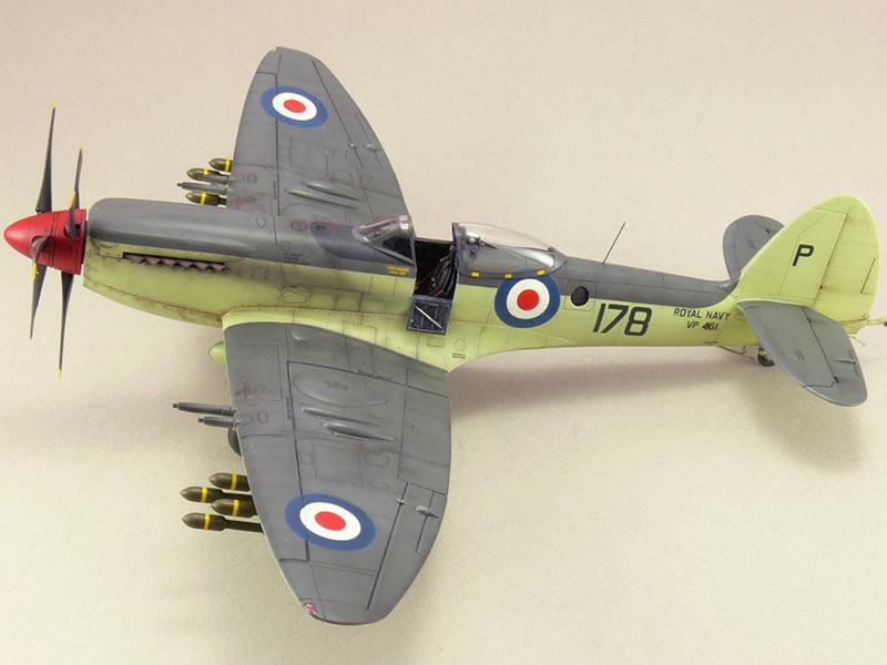 """""""Seafire"""" FR Mk.47"""