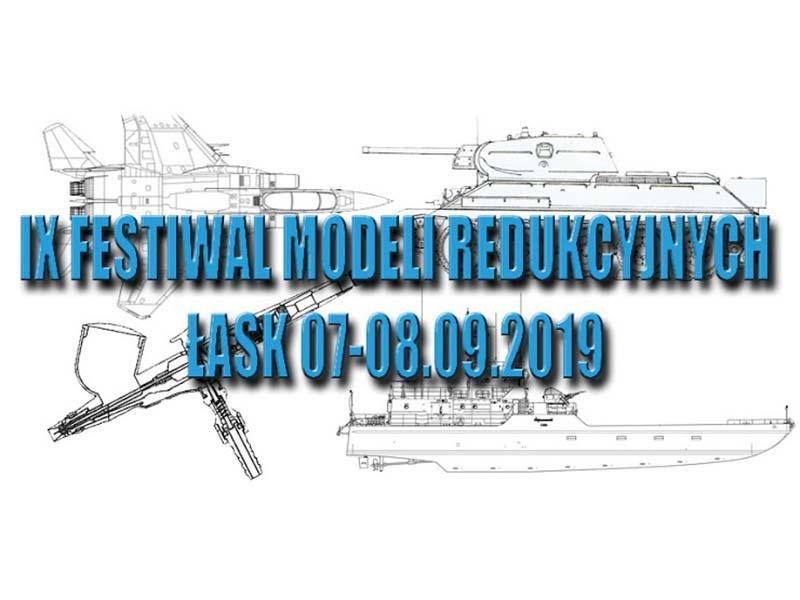 IX Festiwal modelarski Łask 2019