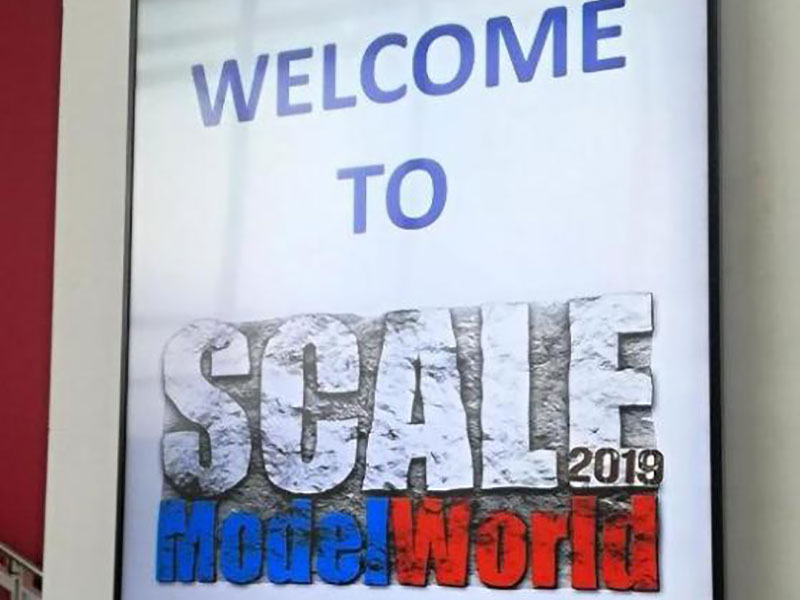Scale Model World Telford 2019