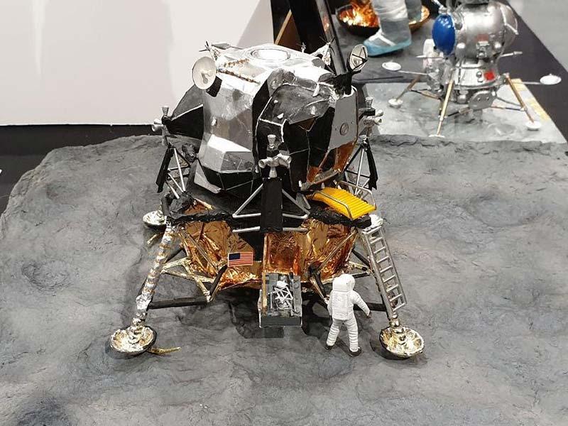 SMW Telford 2019 – 50 lat lądowania człowieka na księżycu