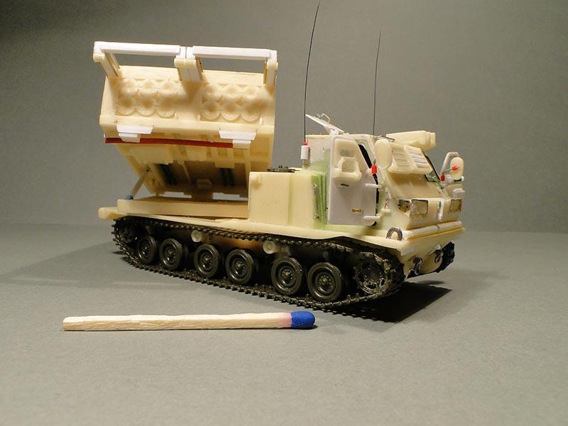 M-270 MLRS Operation Desert Storm 1991  1/72