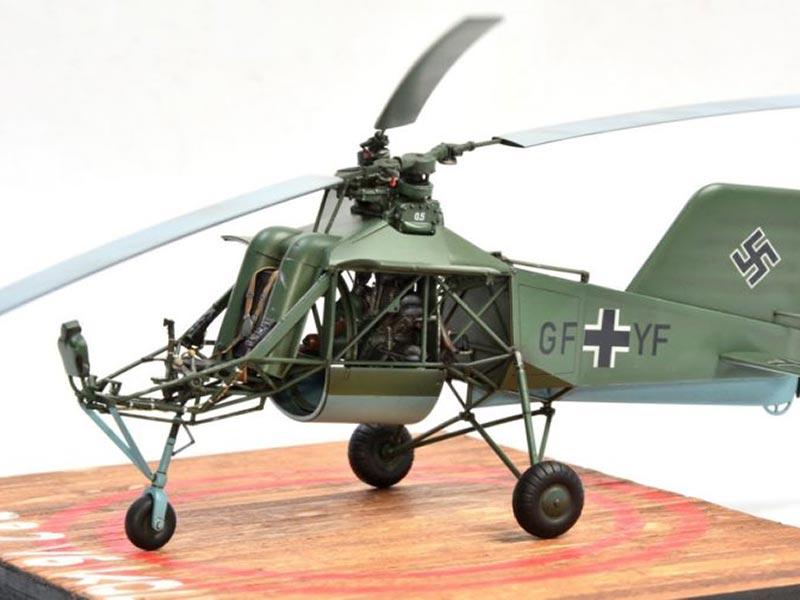 Flettner 282 V6 Kolibri 1/35