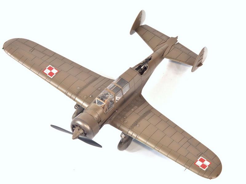 PZL.42, IBG Models 1/72