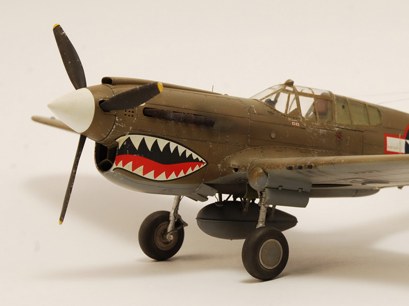 Curtiss P-40 M