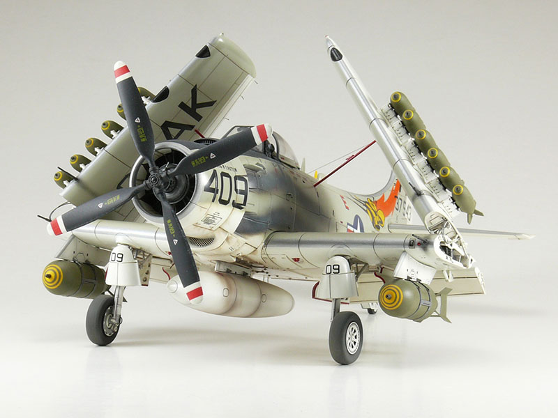 Douglas A-1H Skyraider