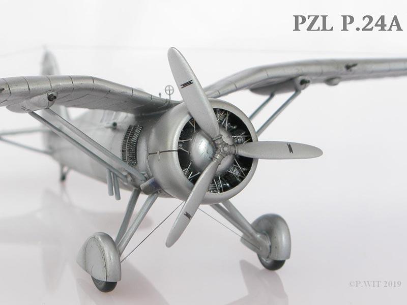 PZL P.24, AZUR 72102