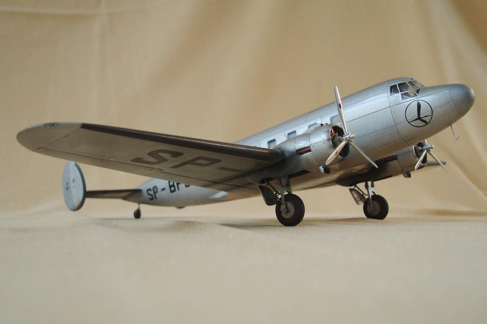 "PZL.44 ""Wicher"", skala 1:72"