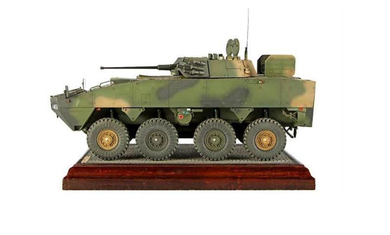 KTO Rosomak – Polish APC, 1/35 IBG #35033