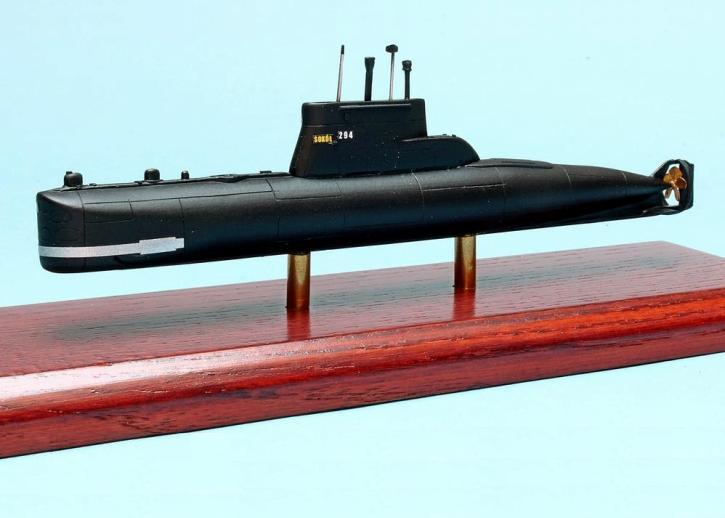 Okrety podwodne/SUBMARINES, BILMODEL MAKERS, 1/350