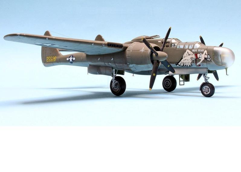 P-61B BLACK WIDOW, DRAGON, 1/72