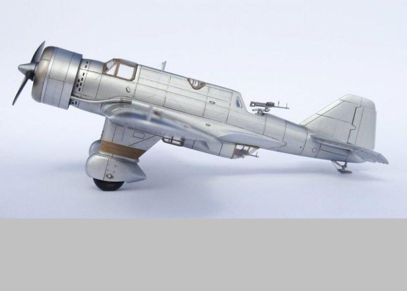 PZL.23/I Karaś – prototyp, IBG, 1/72
