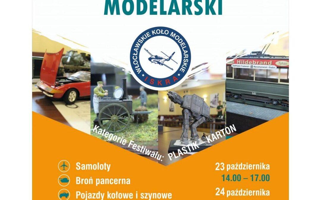 V Włocławski Festiwal Modelarski, Włocławek 2021 (PL)