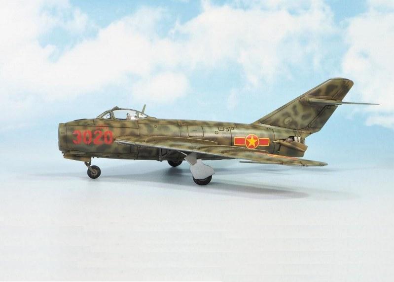 MiG-17F, Airfix, 1/72