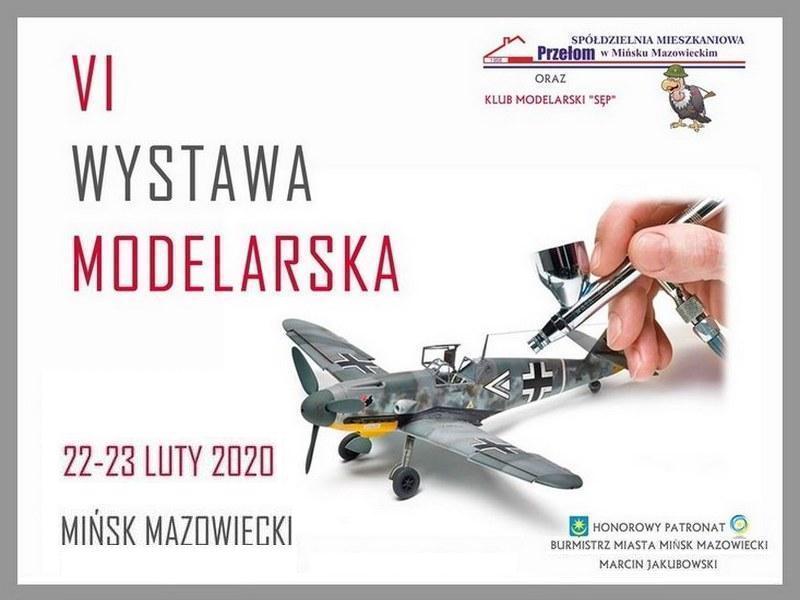 VI Wystawa Modelarska, Mińsk Mazowiecki 2020