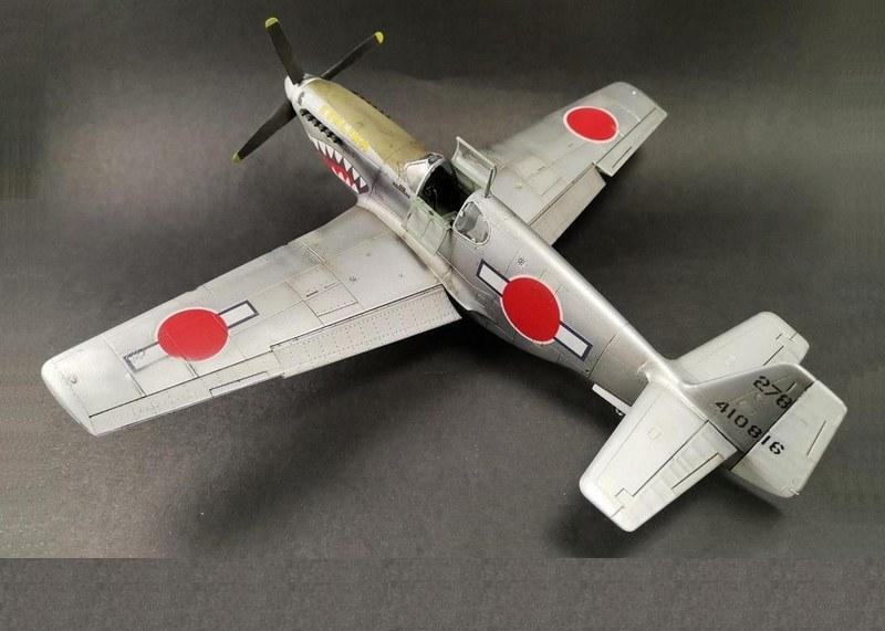 "P-51C-II-NT ""Evalina"", Tamiya, 1/48"
