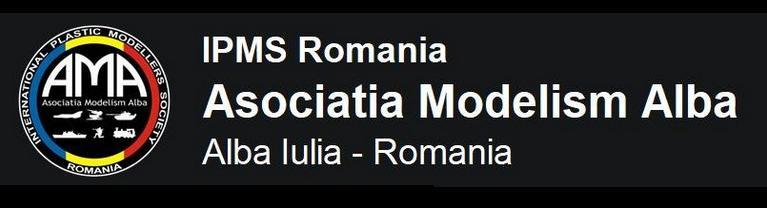 IPMS Romania - Asociata Modelism Alba