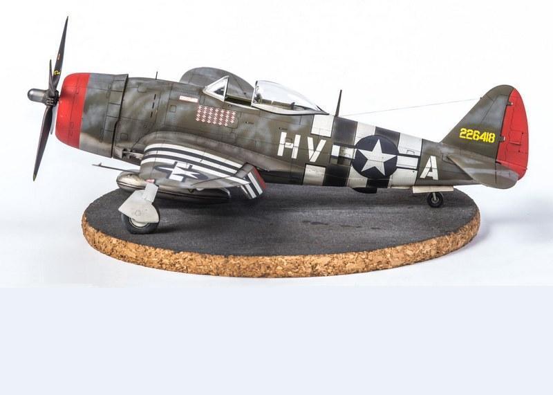 "P-47D ""Gaby"" Thunderbolt, Tamiya, 1/48"