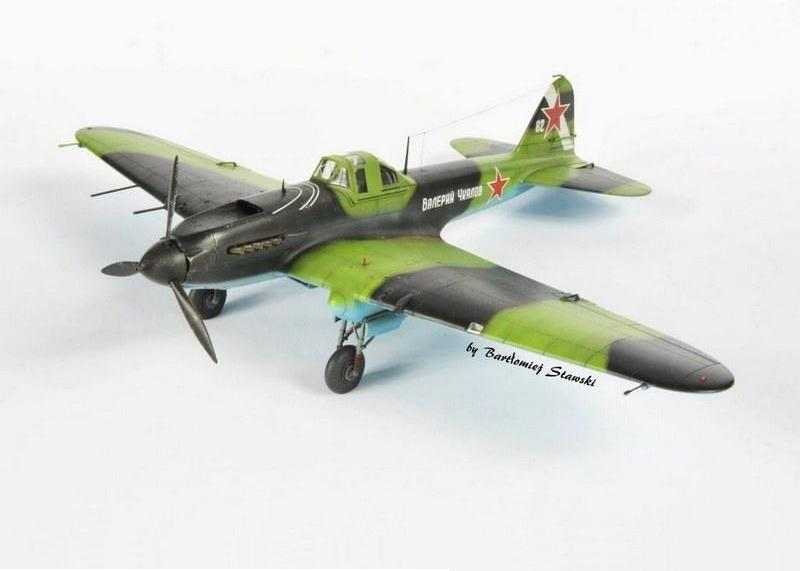 Il-2, Revell / Accurate Miniatures, 1/48