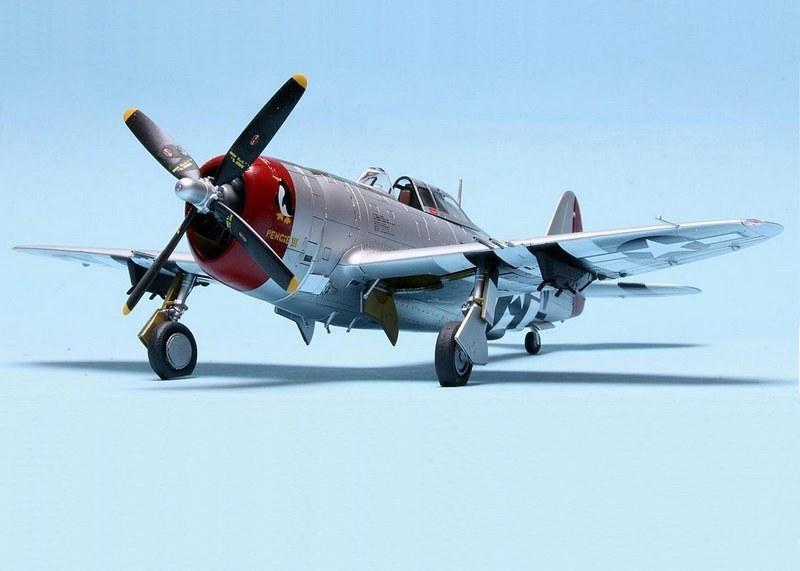 3 x P-47D Thunderbolt, Tamiya, 1/72