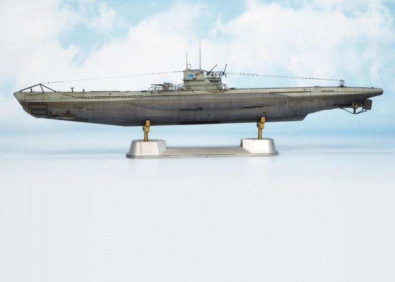 U-96, AFV Club, 1/350