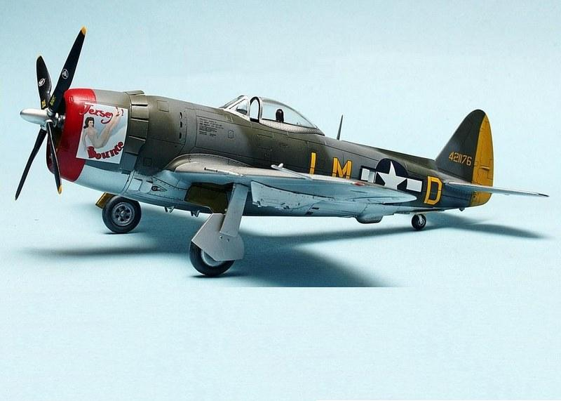 2 x P-47M Thunderbolt, Revell/Hobby 2000 1/72