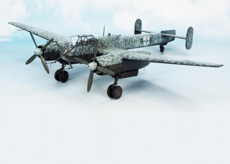 Arado Ar240C-02, Revell 1/72