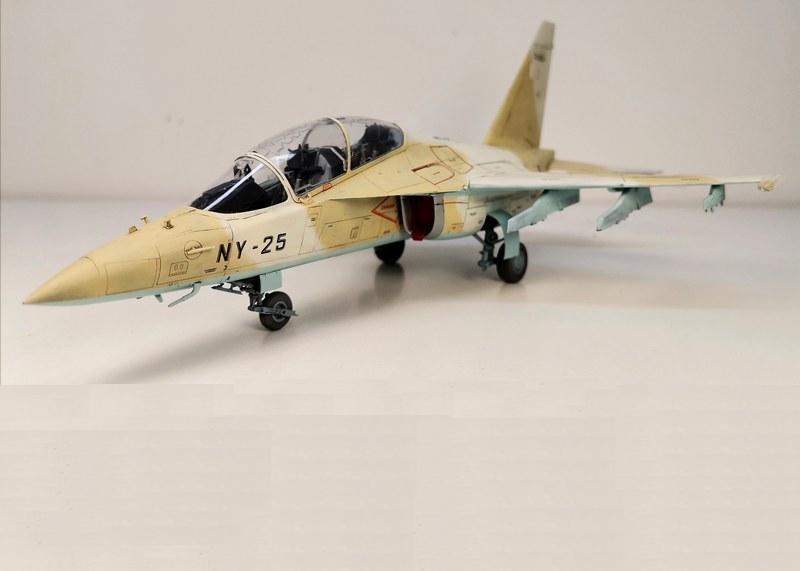 Yak-130, Zvezda, 1/48