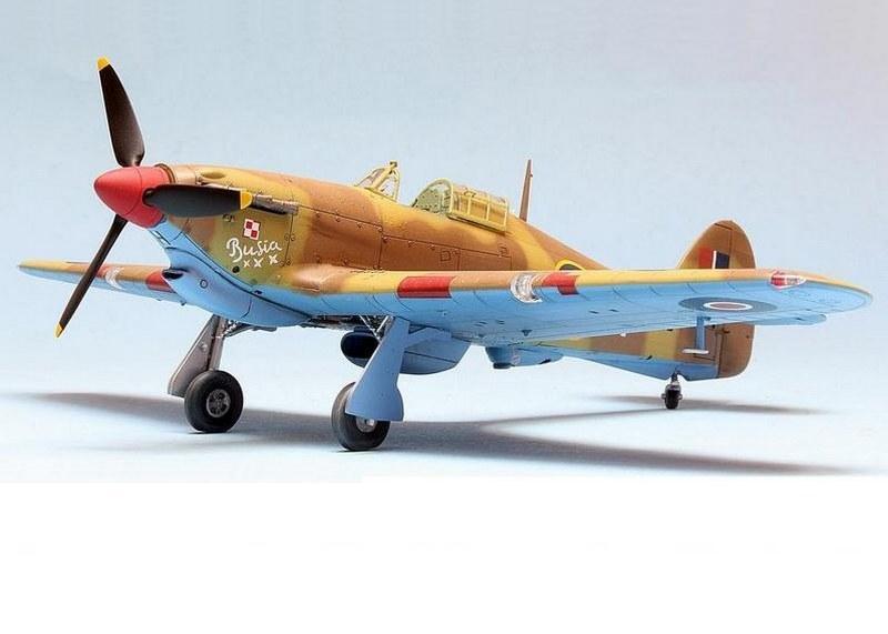 Hurricane PR MK.IIb, Arma Hobby 1/72