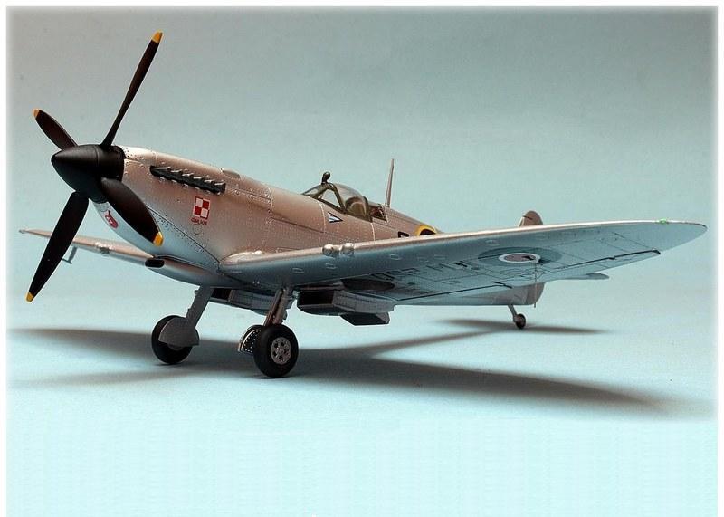 Spitfire LF Mk.IXc, Eduard 1/72