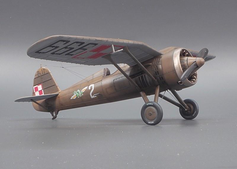PZL P.11C, Arma Hobby 1/48
