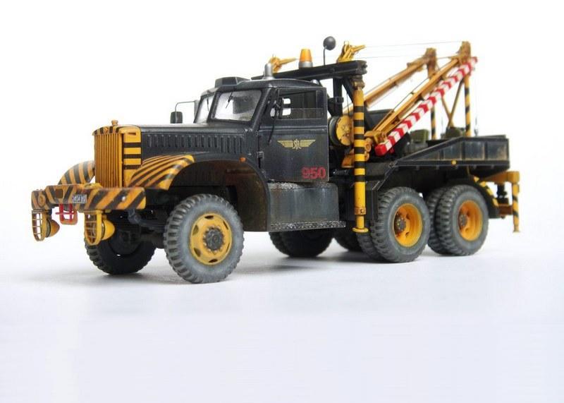 Diamond T 969 Wrecker, IBG 1/72