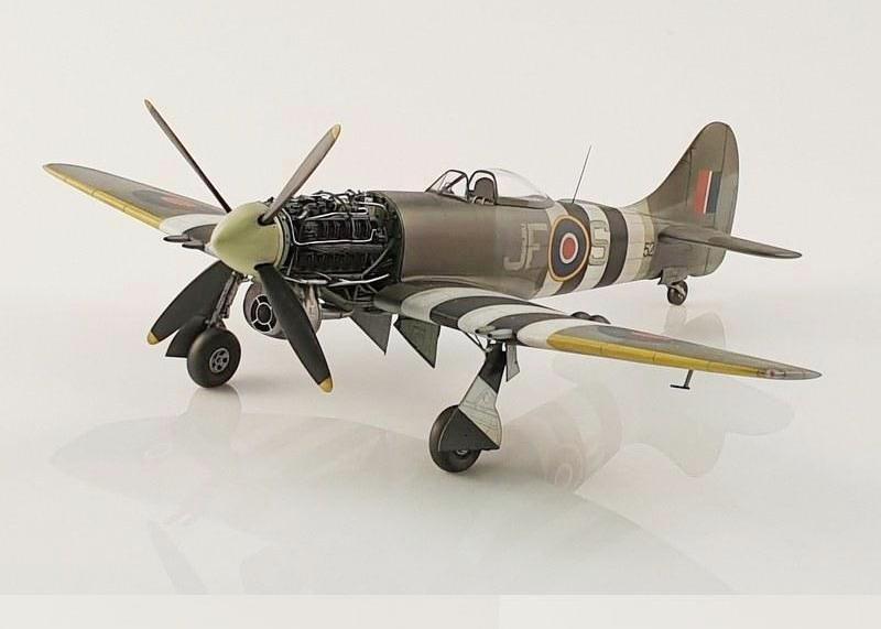 Hawker Tempest, Eduard 1/48