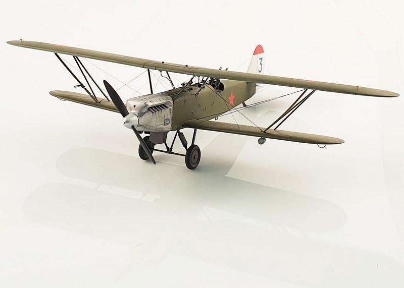 Polikarpow R-5, AMG 1/48