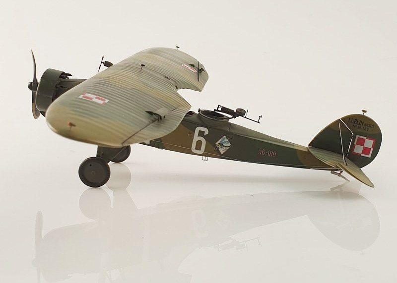 Lublin R-XIII D, Mirage Hobby 1/48
