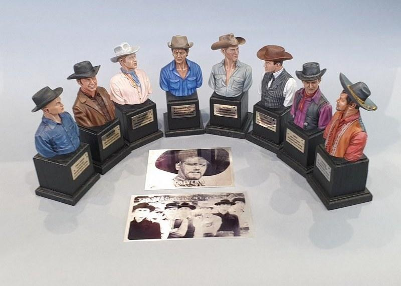 The Magnificent Seven, Mitches Military Models 1/9