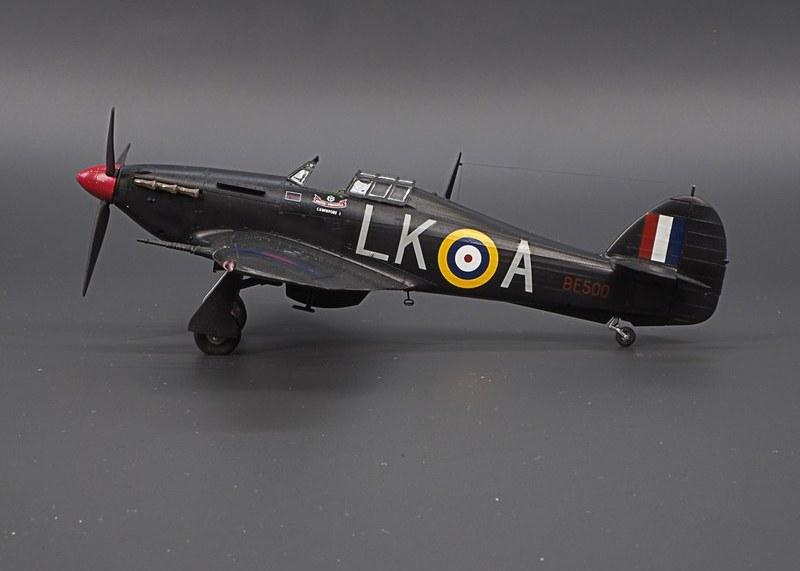 Hawker Hurricane Mk IIc, Arma Hobby 1/72