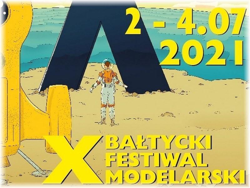 X Bałtycki Festiwal Modelarski, Koszalin 2021