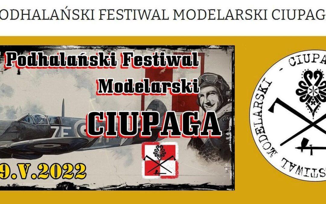 III PODHALAŃSKI FESTIWAL MODELARSKI – CIUPAGA (PL)