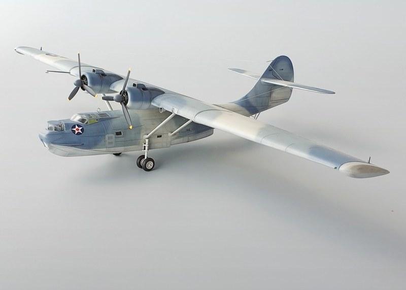 PBY-4 Catalina, Academy 1/72