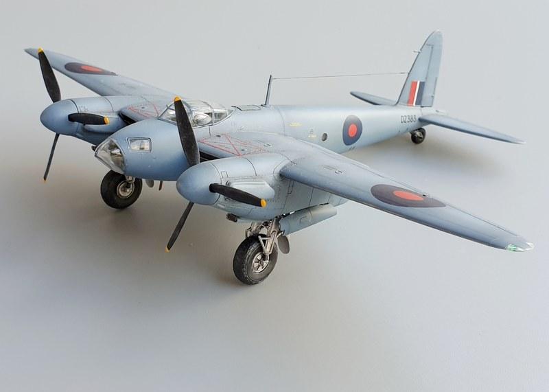 Mosquito PR Mk.IV, Tamiya 1/72