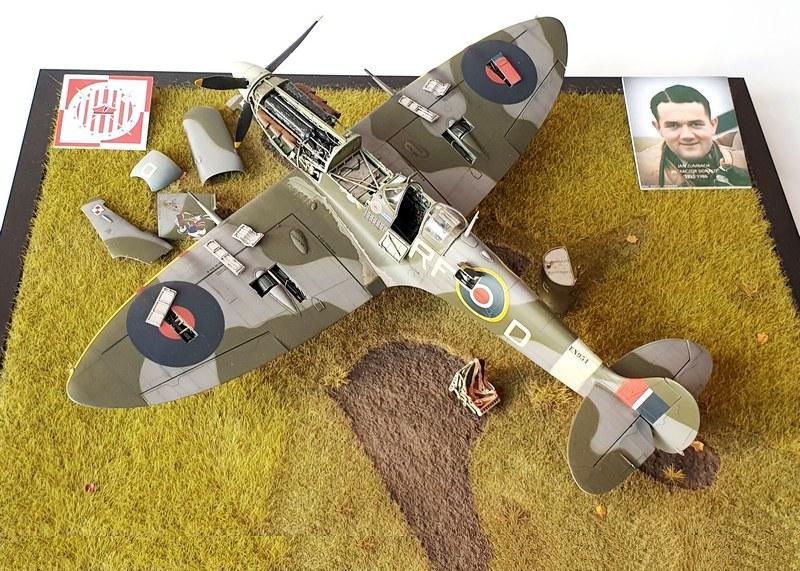 Spitfire Mk.Vb, HobbyBos 1/32