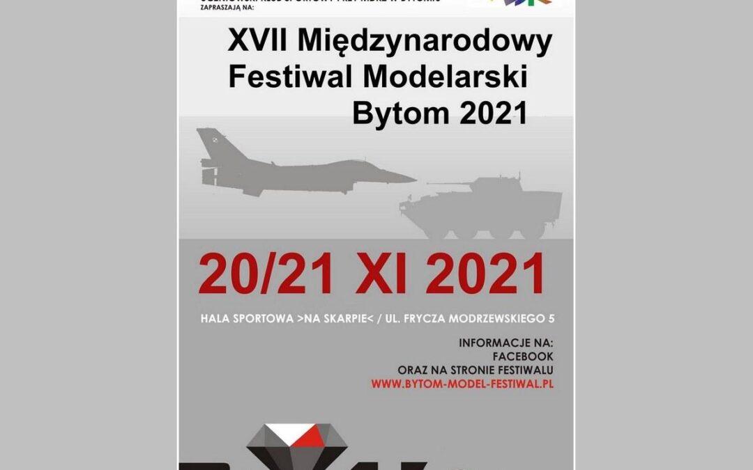XVII Międzynarodowy Festiwal Modelarski Bytom 2021 (PL)