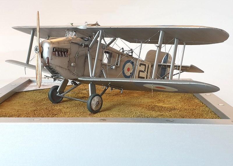 AVRO Bison Mk.II, 1/48