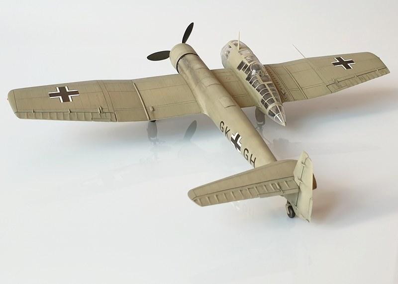 Blohm & Voss BV 141 B-1, Airfix 1/72
