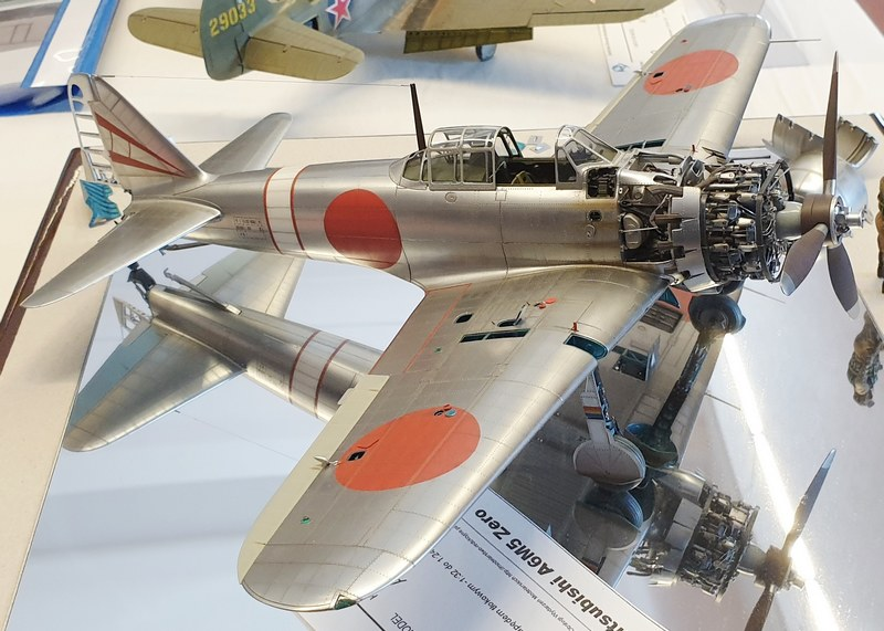 Mitsubishi A6M5 Zero, Tamiya 1/32
